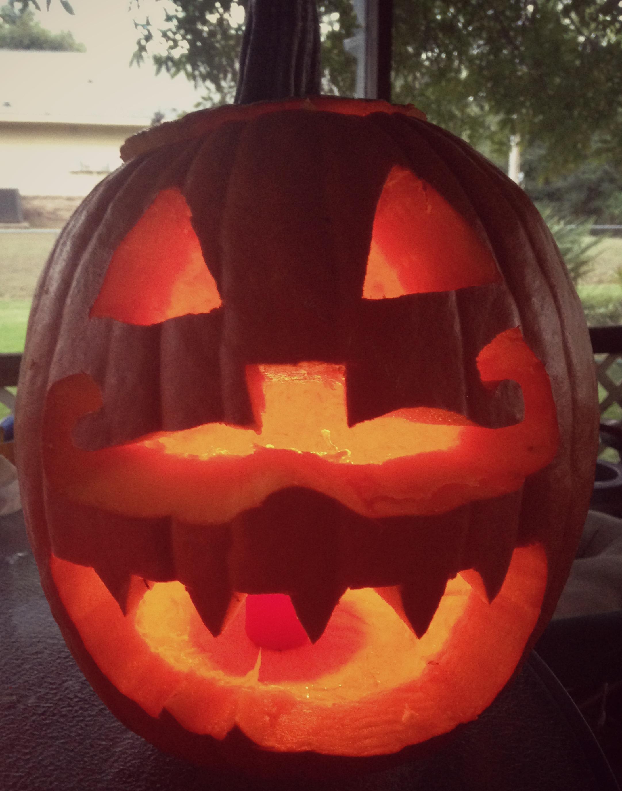 Pumpkin Carving Ideas -BeForever31