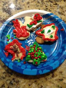Hosting a Christmas Cookie Decorating Party