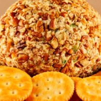 Crab and Cream Cheese Ball
