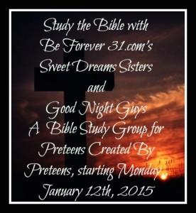 Bible Study Main