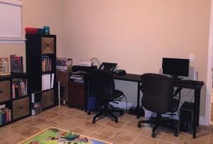 homeschool room 4